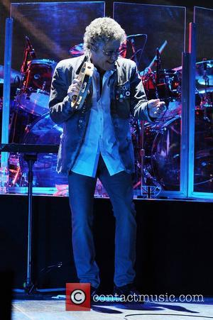 Roger Daltrey The Who performs on opening night of the Quadrophenia Tour Lauderdale, Florida - 01.11.12