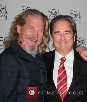 Beau Bridges and Jeff Bridges Celebrities attend Theatre West's 50th Anniversary Gala at Taglyan Cultural Complex Los Angeles, California- 13.09.12