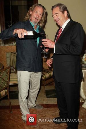 Beau Bridges and Jeff Bridges