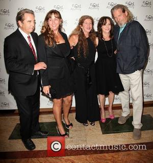 Beau Bridges, Jeff Bridges and Sally Field