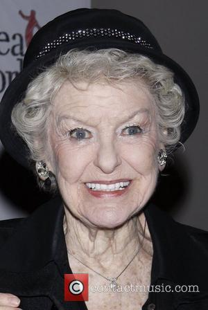 Elaine Stritch  Theatre Works USA 50th Anniversary Celebration held at the NYU Skirball Center - Arrivals.  New York...