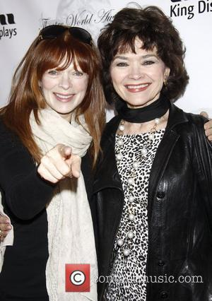 Frances Fisher and Belasco