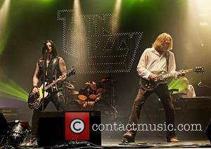 Ricky Warwick and Manchester O2 Apollo