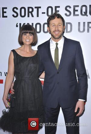 Chris O'dowd, Dawn Porter and Grauman's Chinese Theatre
