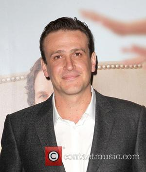 Jason Segel and Grauman's Chinese Theatre