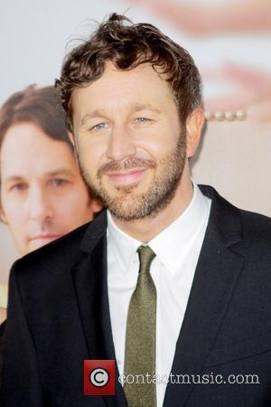 Chris O'dowd and Grauman's Chinese Theatre