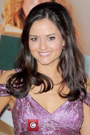 Danica Mckellar and Grauman's Chinese Theatre