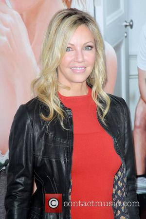 Heather Locklear and Grauman's Chinese Theatre