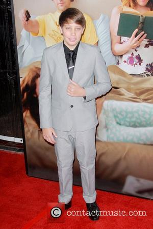 Ryan Lee and Grauman's Chinese Theatre