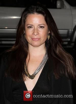 Holly Marie Combs,  at the premiere of Twentieth Century Fox's 'This Means War' held at the Grauman Chinese Theatre...