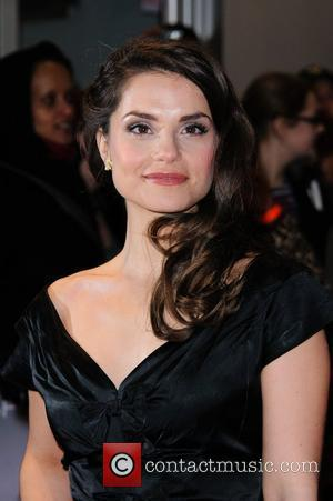 Charlotte Riley 'This Means War' Uk Premiere held at the Odeon, Kensington - Arrivals London, England - 30.01.12