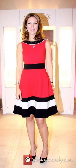 Emma Crosby Ti Sento Milano collection Launch Party held at Somerset House London, England - 12.06.12,