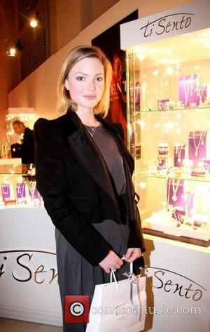 Olivia Hallinan Ti Sento Milano collection Launch Party held at Somerset House London, England - 12.06.12,