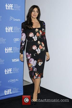 Monica Bellucci  2012 Toronto International Film Festival - 'Rhino Season' photo call at TIFF Bell Lightbox.  Toronto, Canada...