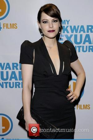 Emily Hampshire  2012 Toronto International Film Festival - 'My Awkward Sexual Adventure' after party at Cheval Nightclub.  Toronto,...