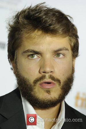 Emile Hirsch   2012 Toronto International Film Festival - 'Twice Born' premiere arrival at Roy Thomson Hall....