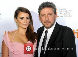 Penelope Cruz and Sergio Castellitto