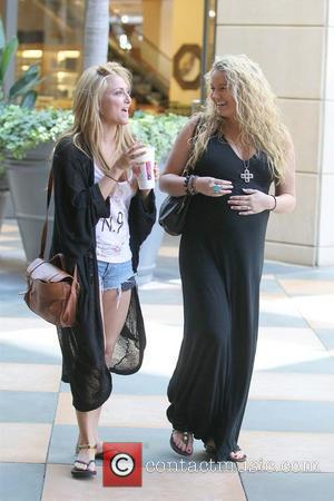 Disney and Tiffany Thornton