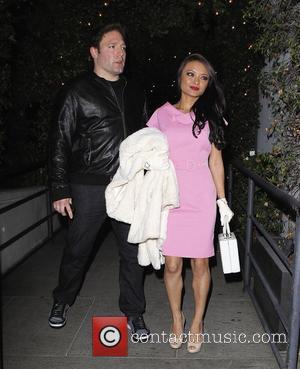 Tila Tequila leaving STK restaurant Los Angeles, California - 05.04.12