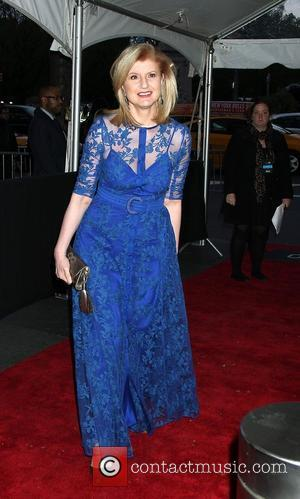 Arianna Huffington,  at the Time 100 Gala held at Frederick P. Rose Hall. New York City, USA - 24.04.12