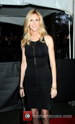 Ann Coulter at the Time 100 Gala held at Frederick P. Rose Hall New York City, USA - 24.04.12