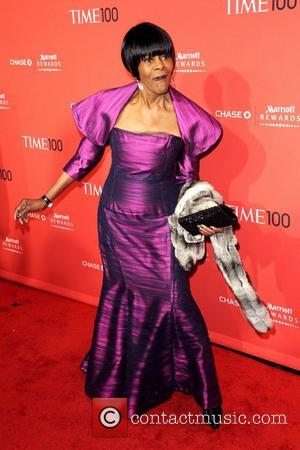Cicely Tyson  2012 Time 100 Gala held at Frederick P. Rose Hall  New York City, USA - 24.04.12