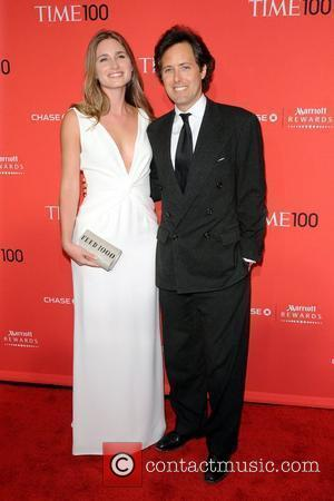 Lauren Bush and David Lauren The Time 100 Gala held at Frederick P. Rose Hall - Inside Arrivals New York...