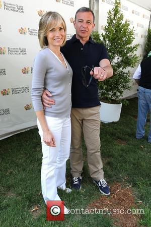 Bob Iger , Willow Bay  The Elizabeth Glaser Pediatric AIDS Foundation's 23rd Annual 'A Time For Heroes' celebrity picnic...