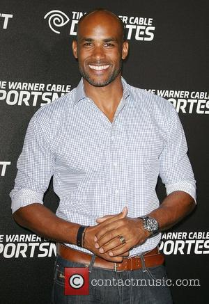 Boris Kodjoe,  the Time Warner Cable Sports launch of Time Warner Cable SportsNet And Time Warner Cable Networks at...