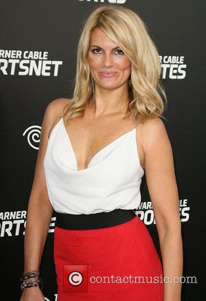 Courtney Hansen,  the Time Warner Cable Sports launch of Time Warner Cable SportsNet And Time Warner Cable Networks at...