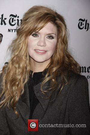 Alison Krauss  2012 NY Times Arts and Leisure Weekend - TimesTalks at the Times Center - Day One....