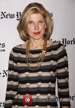 Christine Baranski 2012 NY Times Arts and Leisure Weekend - TimesTalks at the Times Center - Day Two New York...