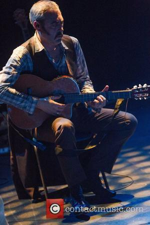Tindersticks performing live at Cinema Sao Jorge. Lisbon, Portugal - 26.03.12