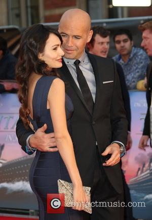 Billy Zane and girlfriend Jasmina Hdagha Titanic 3D World Premiere held at the Royal Albert Hall- Arrivals London, England -...