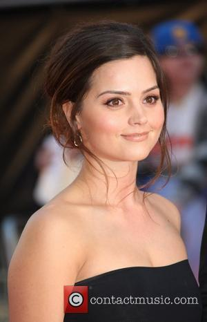 Jenna-louise Coleman Stunned By Doctor Who Secrecy