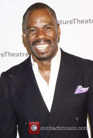 Colman Domingo Opening night of the Signature Theatre Company production of 'Title and Deed' at the Alice Griffin Jewel Box...