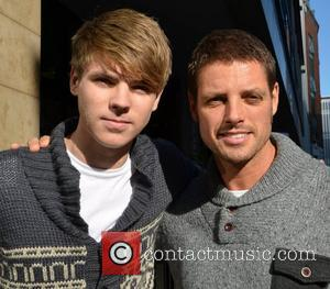 Keith Duffy and his son Jordan 'Jay' Duffy  took a chance and parked on double-yellow-lines outside Today FM studios...