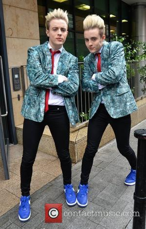 Grimes and Jedward