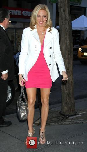 Debbie Gibson Celebrities at NBC Studios for 'The Today Show' New York City, USA - 02.04.12