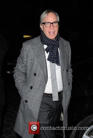 Tommy Hilfiger and The Zetter Townhouse