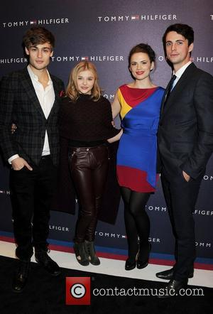 Douglas Booth, Chloe Moretz, Hayley Atwell and Matthew Goode