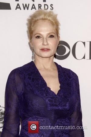 Ellen Barkin  The 66th Annual Tony Awards, held at Beacon Theatre - Arrivals New York City, USA - 10.06.12
