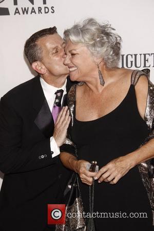 Tyne Daly  The 66th Annual Tony Awards, held at Beacon Theatre - Arrivals New York City, USA - 10.06.12