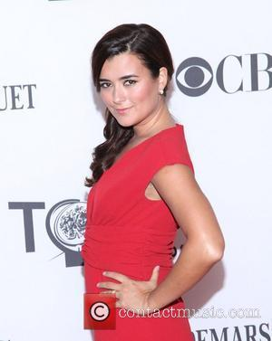 Cote de Pablo The 66th Annual Tony Awards, held at Beacon Theatre - Arrivals New York City, USA - 10.06.12