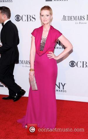Cynthia Nixon The 66th Annual Tony Awards, held at Beacon Theatre - Arrivals New York City, USA - 10.06.12