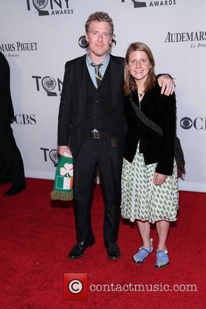Glen Hansard and Marketa Irglova The 66th Annual Tony Awards, held at Beacon Theatre - Arrivals New York City, USA...