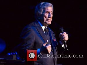 Tony Bennett  performs at the Royal Concert Hall in Glasgow  Scotland , UK - 25.06.12