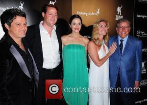 Pop Star Alejandro Sanz Marries In Barcelona