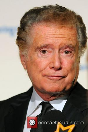 Regis Philbin 6th annual Exploring the Arts Fundraising gala - arrivals New York City, USA - 04.10.12