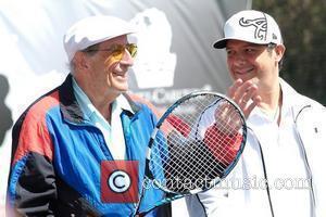 Tony Bennett and Alejandro Sanz